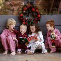 Kids in the Christmas Spirit