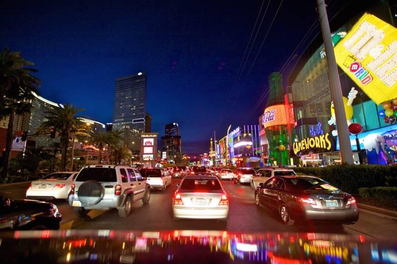 Nevada Driving