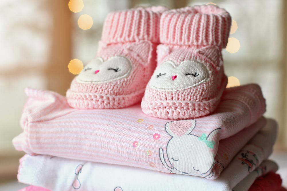 wool kids cloth