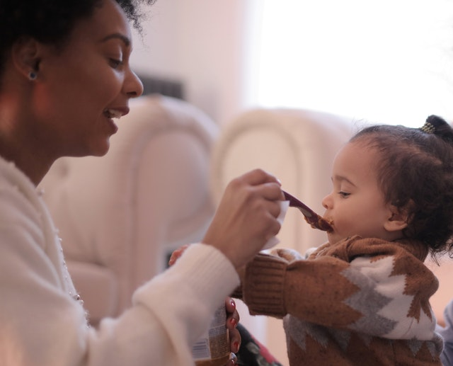 baby feed