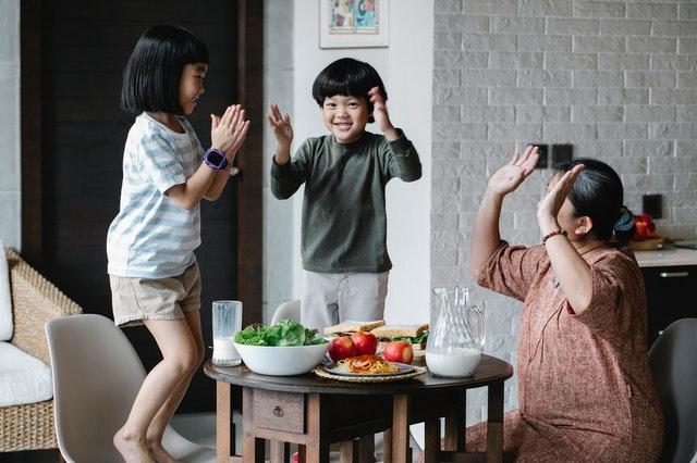 Kids Dining Room